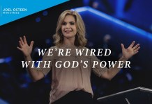 We're Wired With God's Power