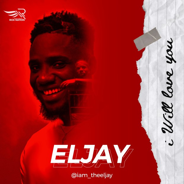 [MUSIC] ElJay - I Will Love You