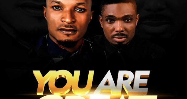 [MUSIC] Shine Jonathan - You Are Great (Ft. Progress Effiong)