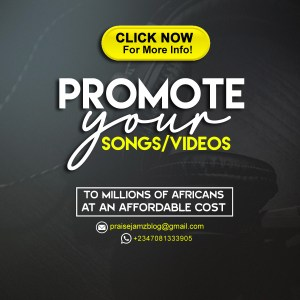 Gospel Music Promotion Website
