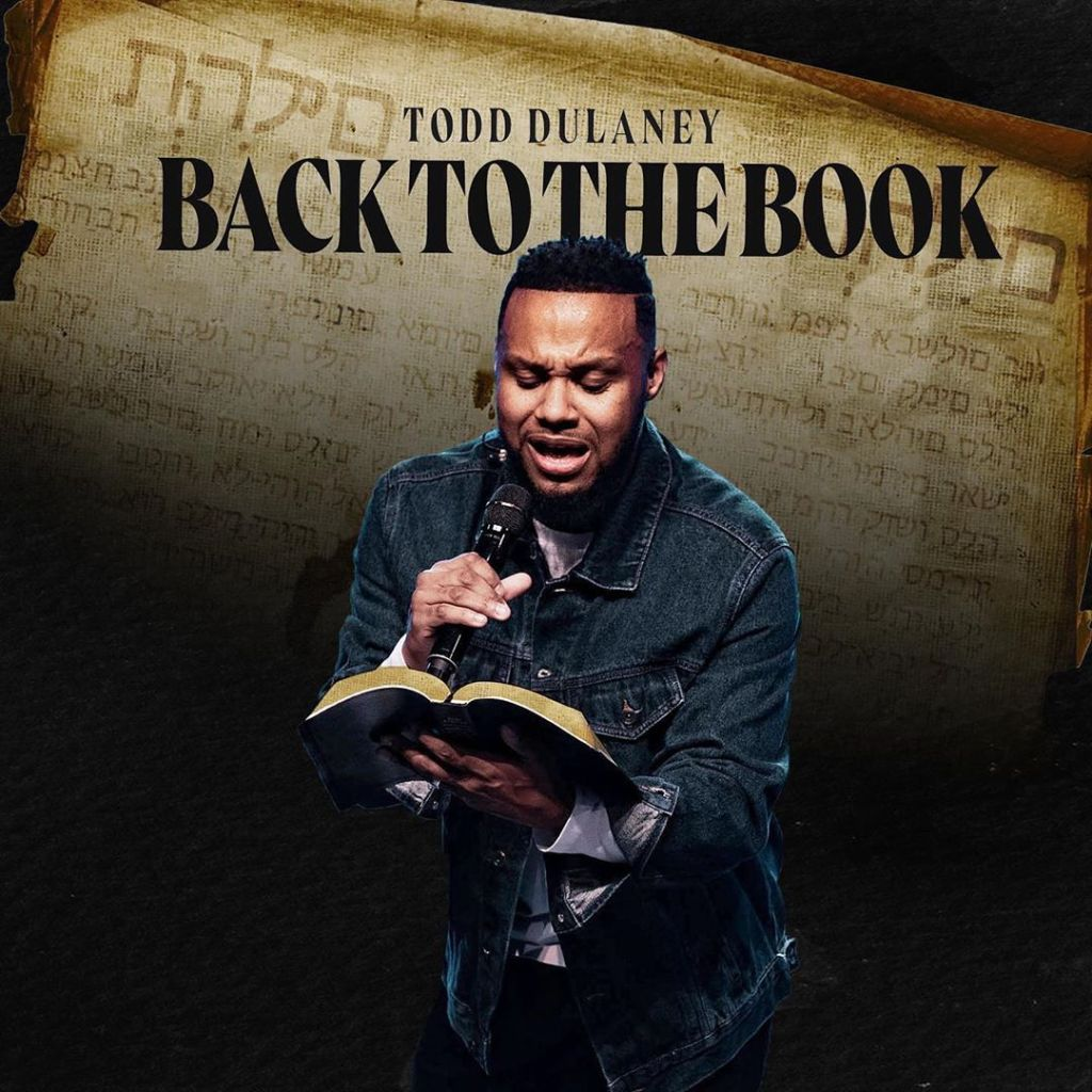 [EP] Todd Dulaney - Back To The Book
