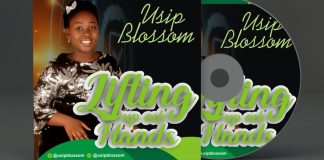 [MUSIC] Usip Blossom - Lifting Up Our Hands