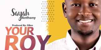 [MUSIC] Sayah Anthony - Your Royalty