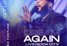 [MUSIC] James Fortune - Dream Again