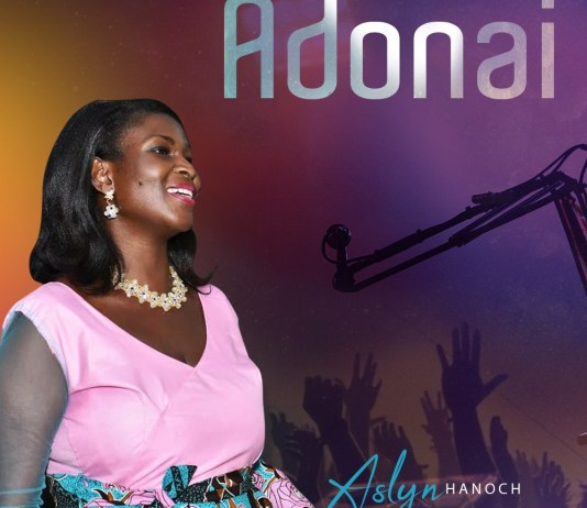 [MUSIC] Aslyn Hanoch - Adonai