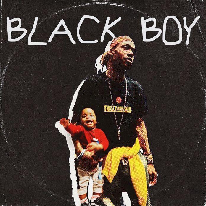 [MUSIC] Kevi Morse - Black Boy