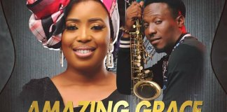 [MUSIC] MoniQue – Amazing Grace (Ft. Wale Sax)