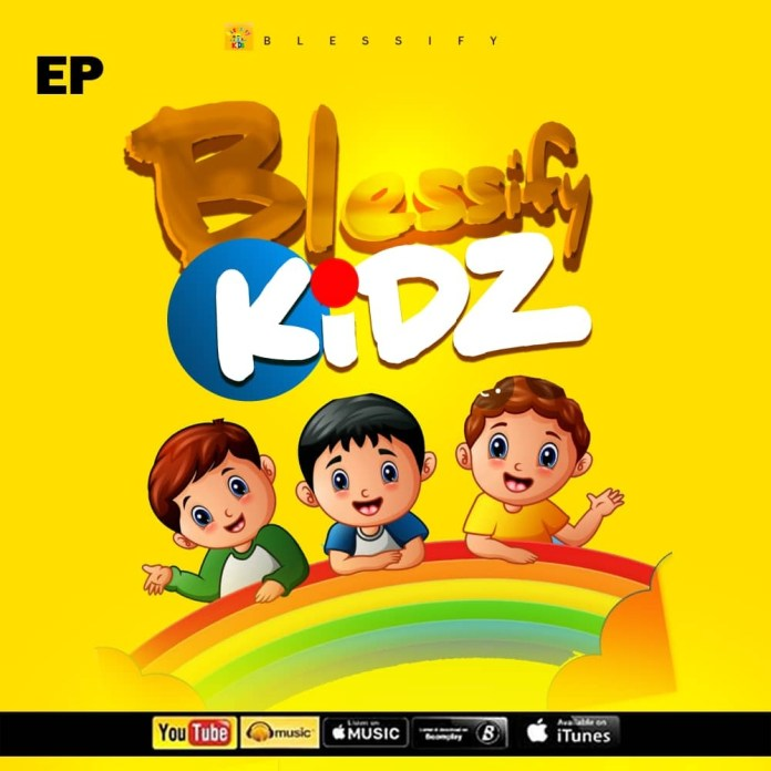 [EP] Blessify – Grace (Songs For Kids)