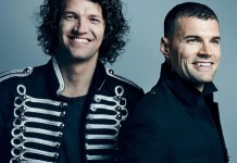 [MUSIC VIDEO] For KING & COUNTRY - Heavenly Hosts