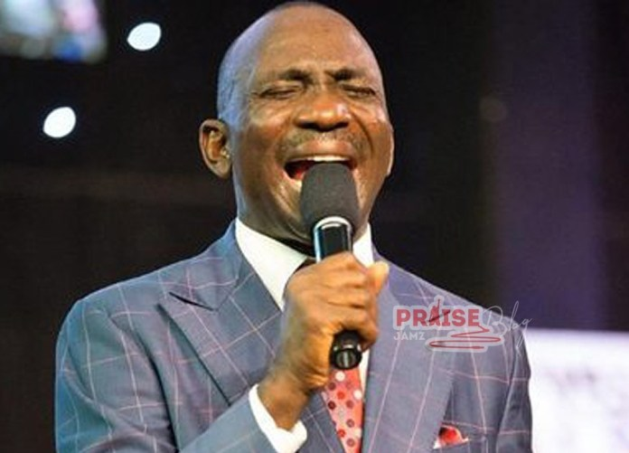 [MUSIC] Dr Paul Enenche - Close to You