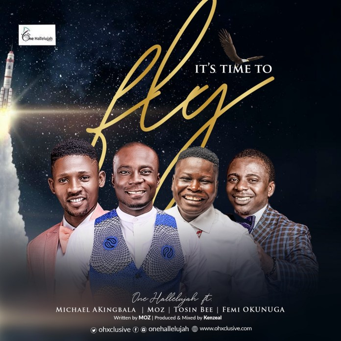 [MUSIC] One Hallelujah Records - It's Time To Fly