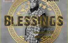 [MUSIC] Abraham John - Blessings