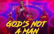 [MUSIC] Minister Sam - God's Not A Man