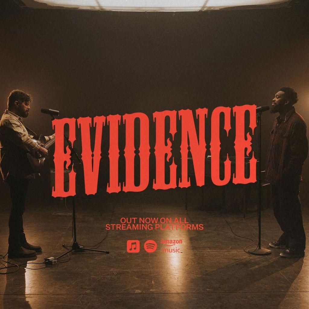 Josh Baldwin - Evidence (Live) (Ft. Dante Bowe)