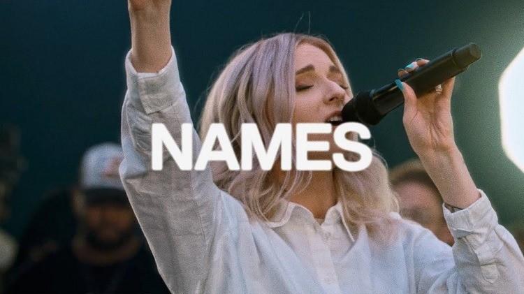 Elevation Worship & Maverick City – Names