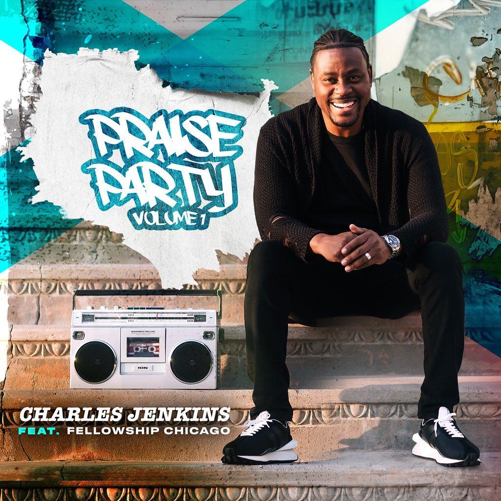 Charles Jenkins- Praise Party, Volume 1