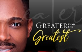 [MUSIC] Progress Effiong - Greater Than The Greatest