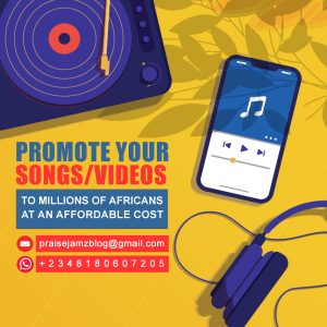 Best Gospel Music Blog in Africa