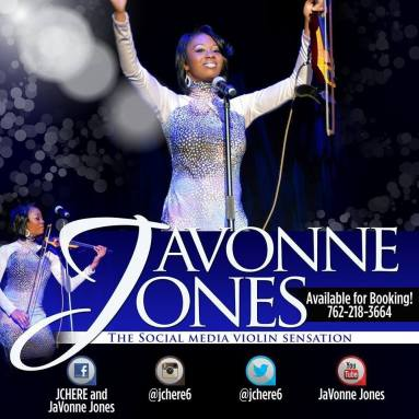 JaVonne Jones