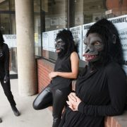 Inaugural Event: Virtual Talk with the Guerrilla Girls