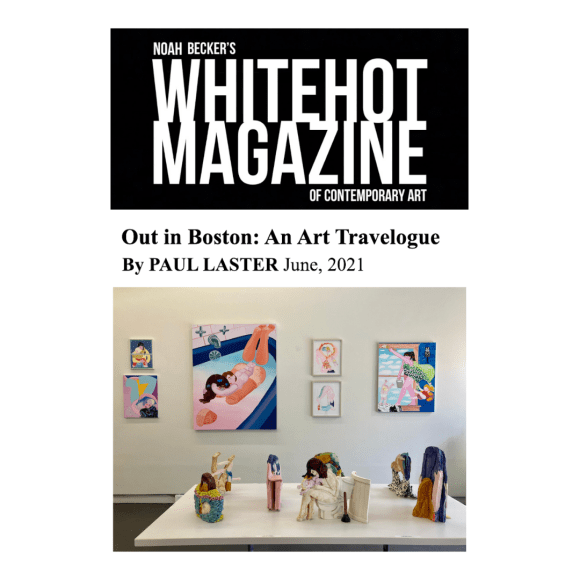 Whitehot Magazine of Contemporary Art: Out in Boston: An Art Travelogue
