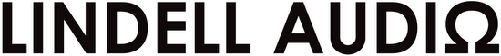 Lindell Audio Logo