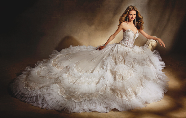 37 Princess Royal Ball Gowns With A Touch Of Glam