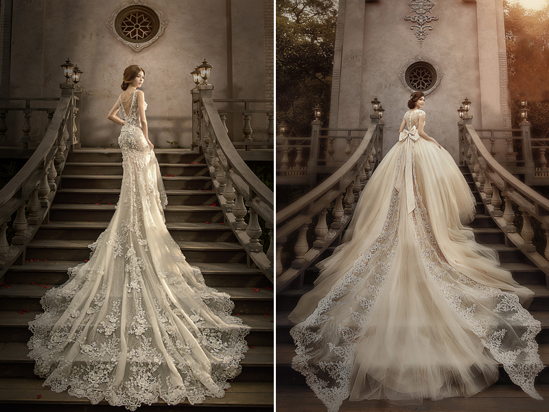 29 Jaw-Droppingly Beautiful Wedding Dresses To Obsess