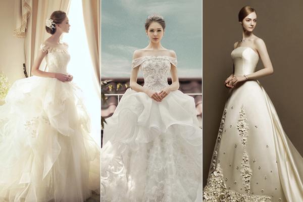 Dreamy Sophistication! Top 10 Korean Wedding Dress Brands