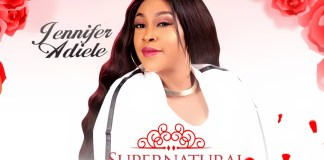 Jennifer Adiele Releases New Album – Supernatural Flow