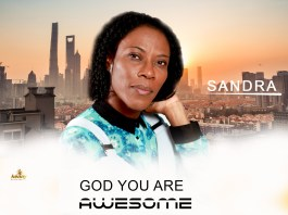 Download: Sandra - God You are Awesome