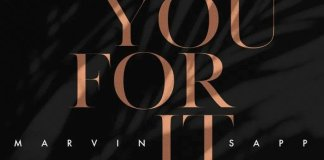 Download: Marvin Sapp – Thank You For It All