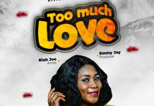 Download Riah Joe - Too Much Love