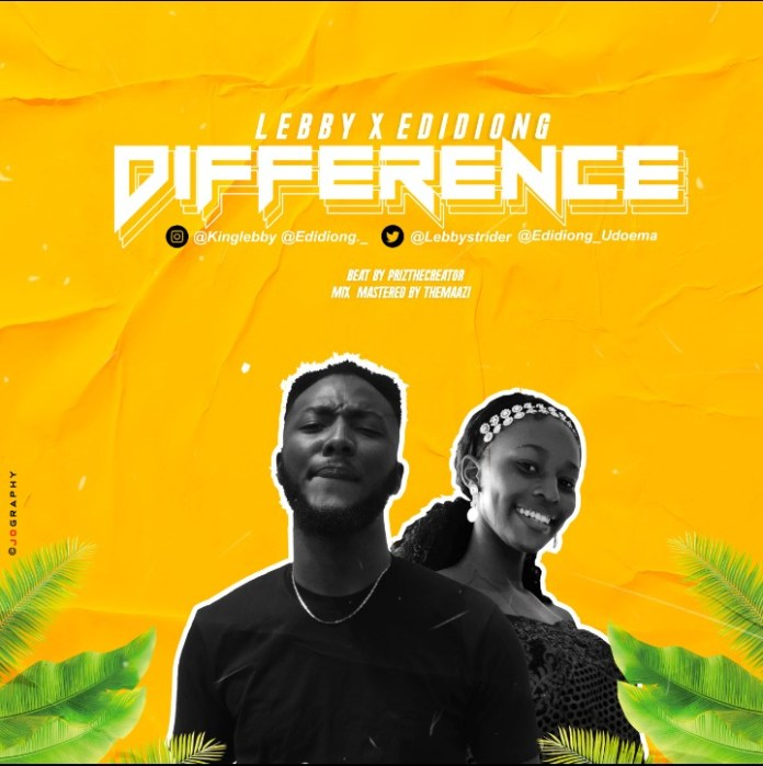 Download: Lebby Ft Edidiong - Difference