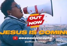 Download: Judikay - Jesus Is Coming