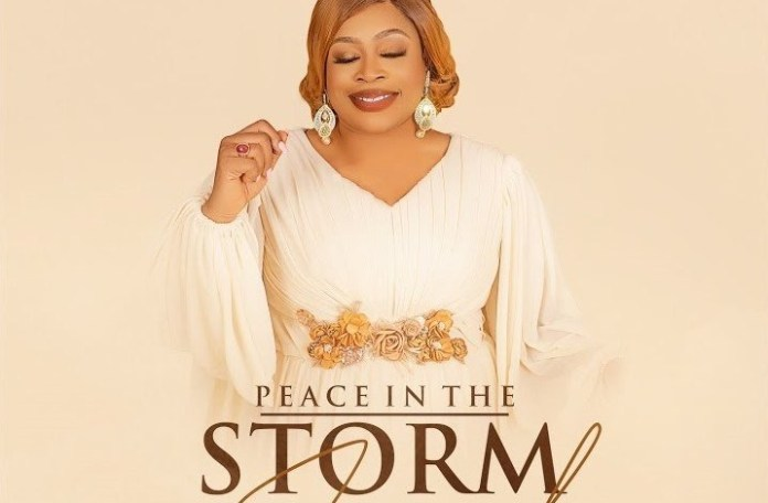 Sinach || Peace In The Storm || Praizenation.com