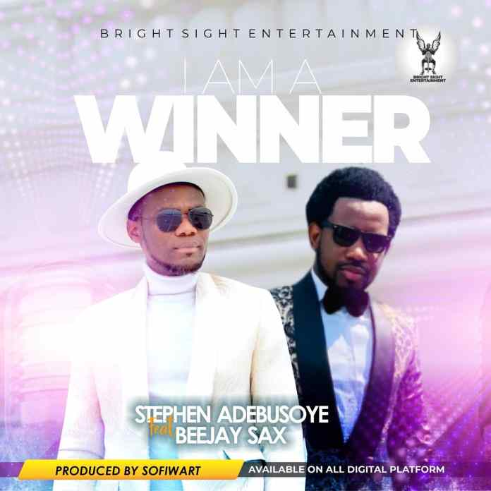 Stephen Adebusoye || I Am A Winner || Praizenation.com