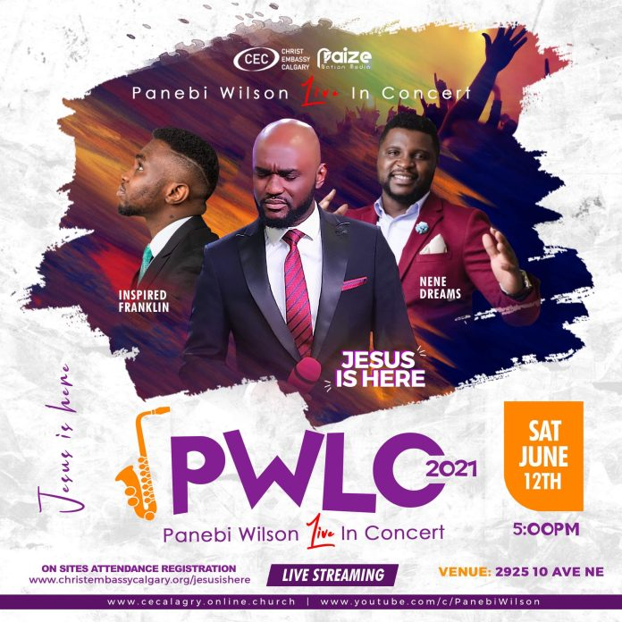 PWLC2021 || JESUS IS HERE LIVE RECORDING CONCERT || PRAIZENATION.COM