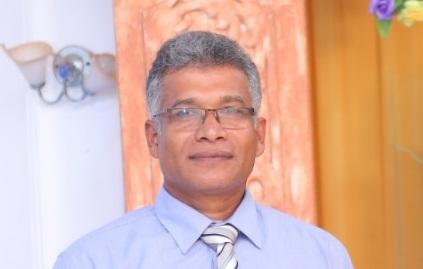 Manoj Premakeerthi, a farmer