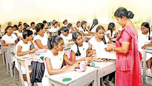 Sri Lankan teachers