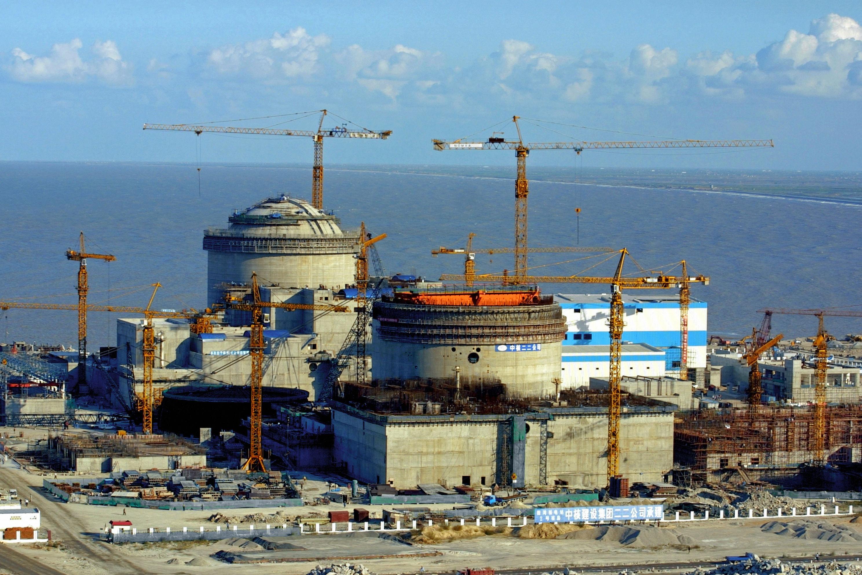 Tyanwan Nuclear Power Plant