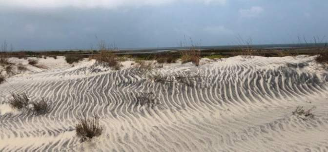 Mannar Island mineral sand