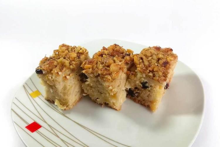 Prăjitură ușoara cu mere