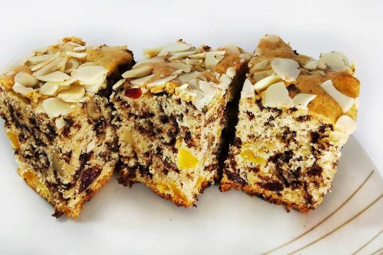 Prăjitură fără grăsime