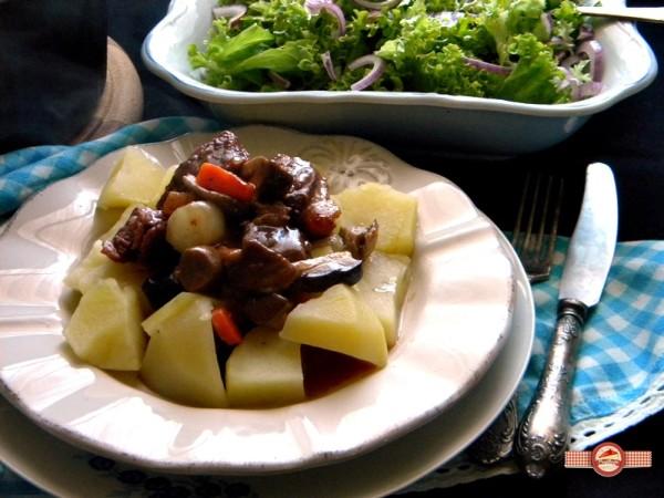 carne de vită bourguignon5