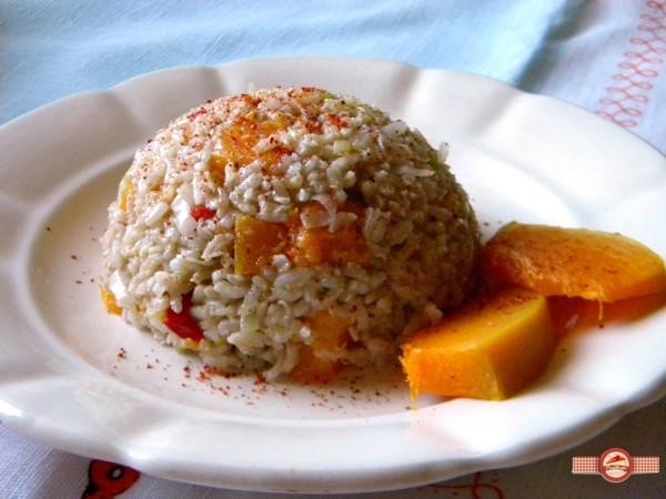 orez cu dovleac1