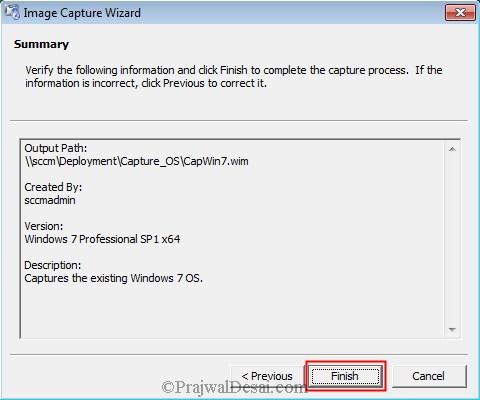 Capture Windows 7 Using SCCM 2012 R2 Snap9