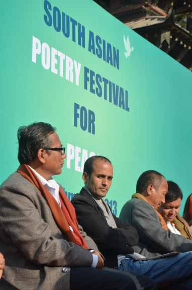 South Asian Poetry Festival for Peace, Kathmandu