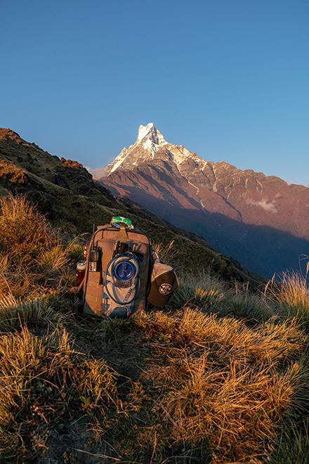 Machapuchure Himal