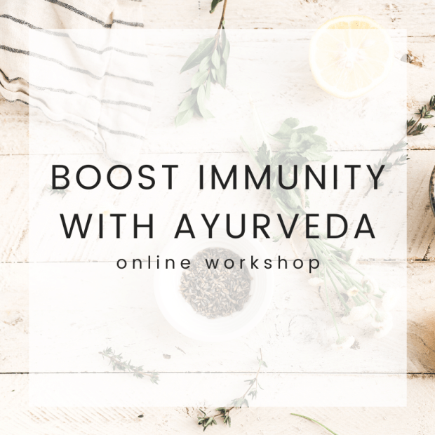 Boost Immunity Workshop Socail Media